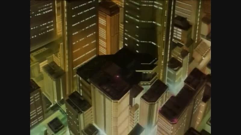 A.D. Police Files OVA _ Передовая полиция - 1 эпизод (1990) [SHIZA]