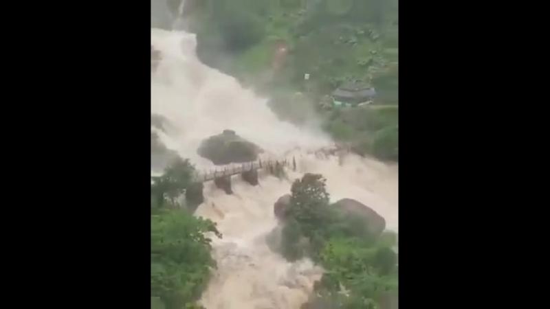 Наводнение в Керале, Индия - август 2018