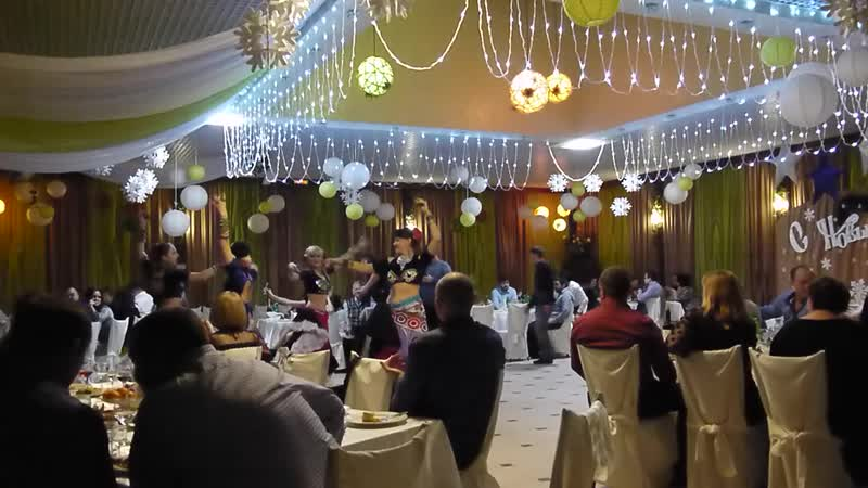 Ресторан «Orang» город Гулькевичи 29 декабря 2018г.