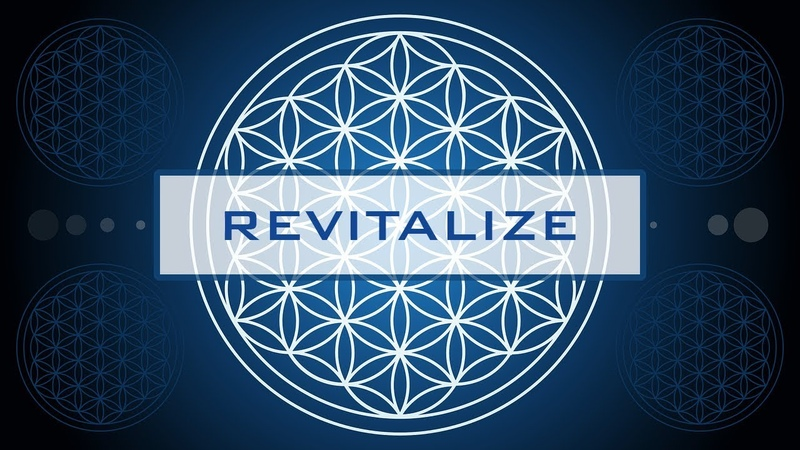 Body / Mind Revitalization - Restore Energy and Well-Being - 432 Hz 360 Hz - Healing Music