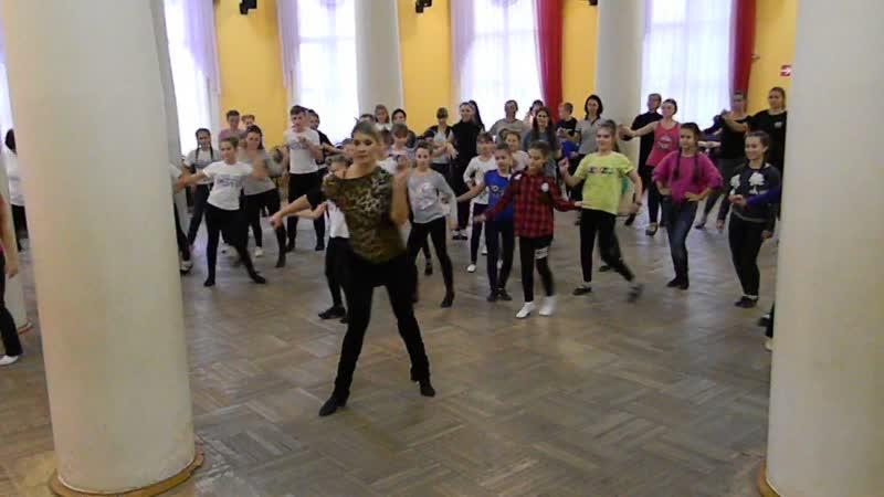 МАСТЕР КЛАСС «Зажигательные ритмы латиноамериканской программы» от Марии Глазычевой (4)