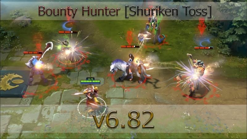 V6.82 - Bounty Hunter [Shuriken Toss Track]
