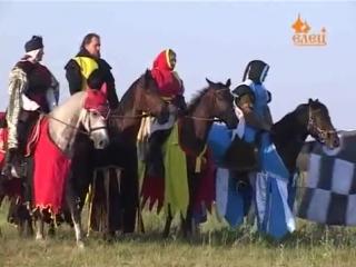 Ребята из детского «Археологического лагеря «Аргамач-Пальна» окунулись в эпоху с
