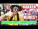 Skitz Hakken and Meme Compilation | Slendy goes HARD!