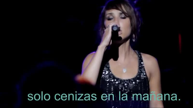 ZAZ Éblouie par la nuit traduccida al español