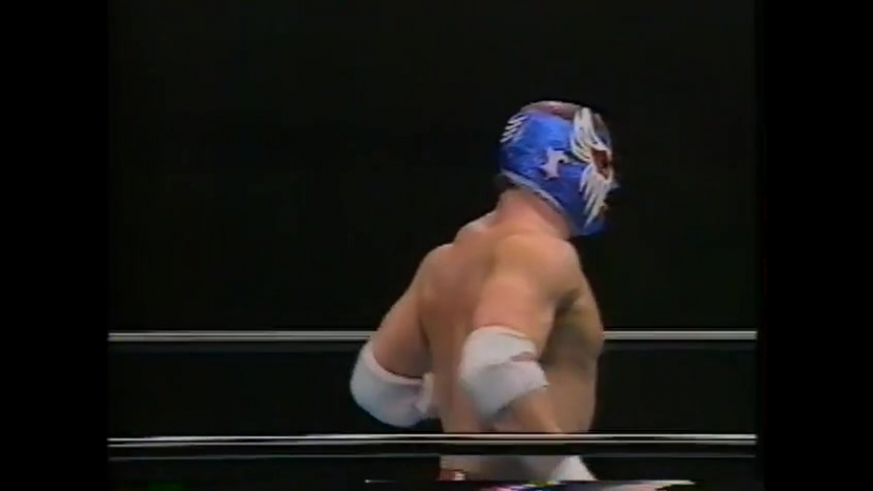 1993.03.27 - Terry Gordy vs. The Patriot [FINISH]
