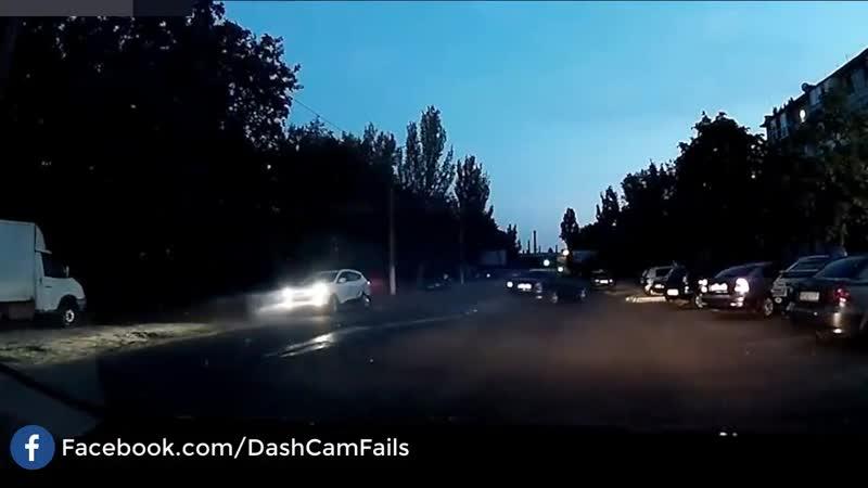 Жесть аварии осторожно на дороге