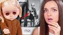 Пугающая КУКЛА ИЗ ПРОШЛОГО😰 / винтажная Little Miss No Name / история, обзор, распаковка