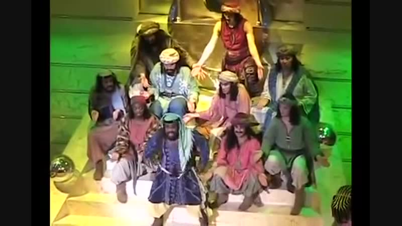 Joseph and the Amazing Technicolor Dreamcoat - musical (2007 West End Revival, London)
