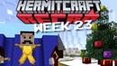 How the Grianch Stole Christmas Hermitcraft Recap Season 6 week 23