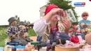 В Холмогорах отметили 880 лет с момента первого упоминания села в летописях