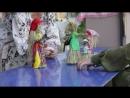 Танцующие соломенные куклы Альбины