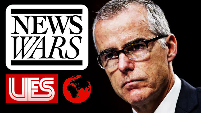 Andrew McCabe Lies About Russian Collusion On CNN