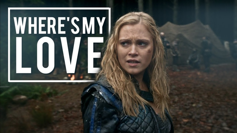 Clarke and lexa || where's my love