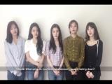 180822 Red Velvet @ Apple Music