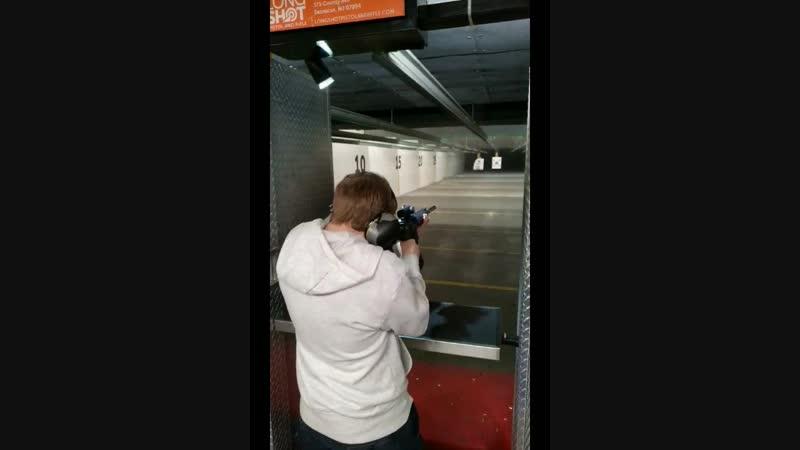 New Jersey Shooting Range