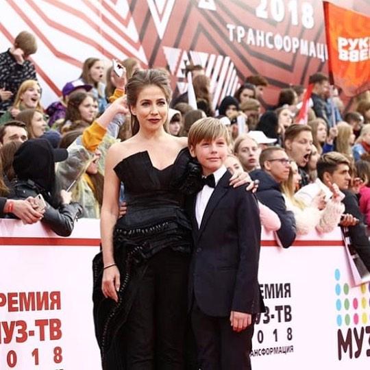 Юлия Барановская   Москва