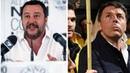 Alessandro Di Battista il vergognoso sfregio a Matteo Salvini Perché lo fai Torna in te