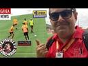💥Primeiro treino do Mengão no novo módulo do CT💥 com direito a gol e pênalti perdido de Dourado!
