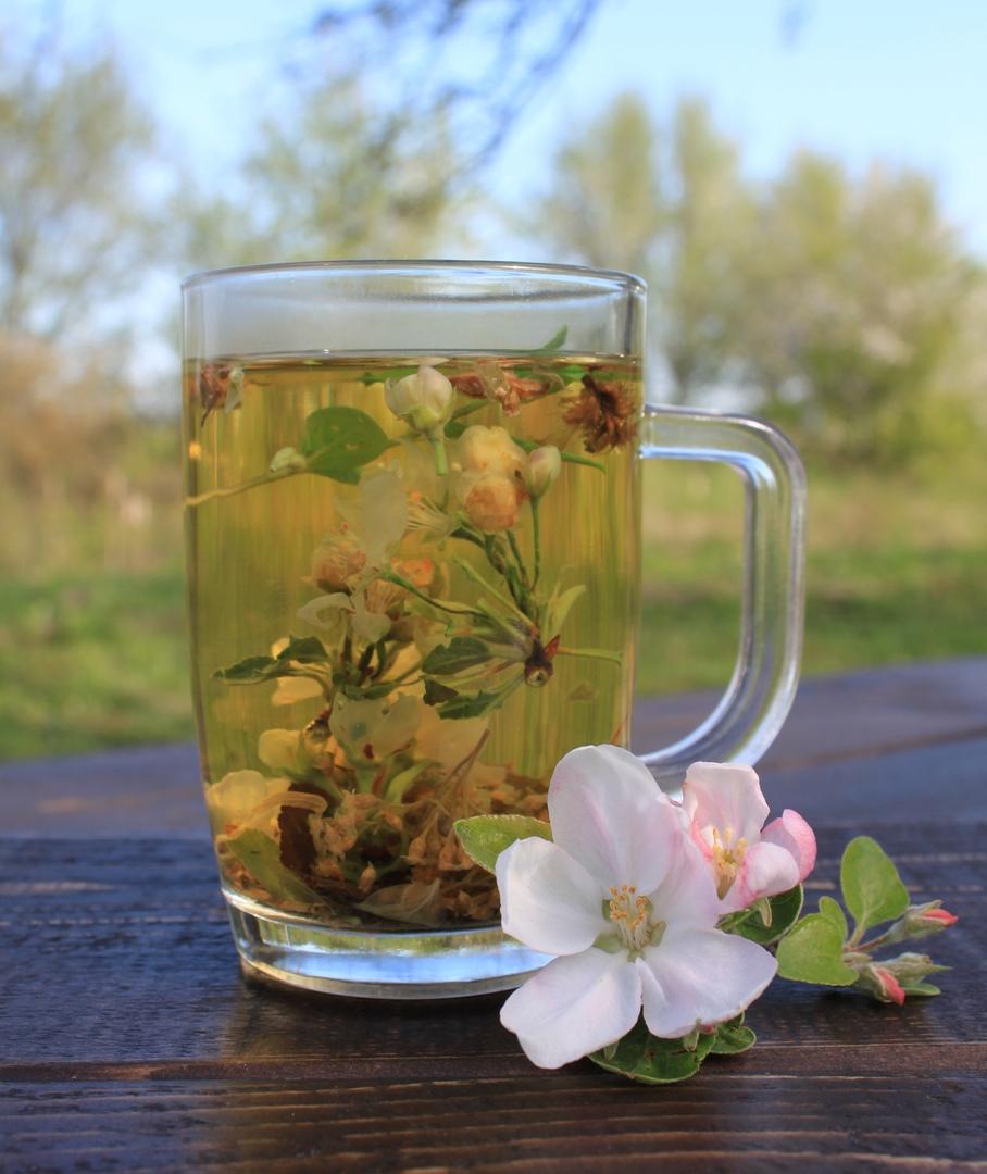 Афиша Чайный домик