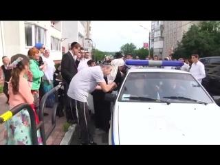Украина. Безнакзанность. Хасиды в Умани устроили сафари на горожан, полицейских и ж