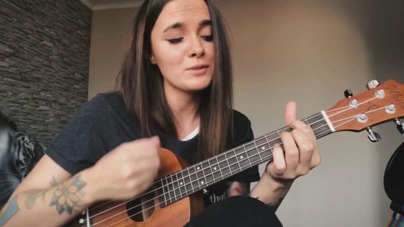 Ride Twenty One Pilots ukulele cover