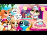 Fun Coolest Summer Ice Cream Game for Kids - Swirly Icy Pops - Ice Cream Shop for Cute Animals