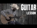 Common Bluegrass Flatpicking Licks Guitar Lesson Tutorial