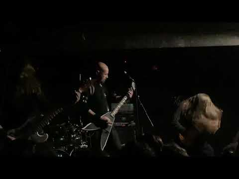 God Dethroned - The Execution Protocol - Live At The Underworld, Camden, London, April 2019