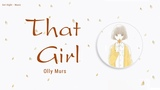 That Girl - Olly Murs (Female Version) Cover