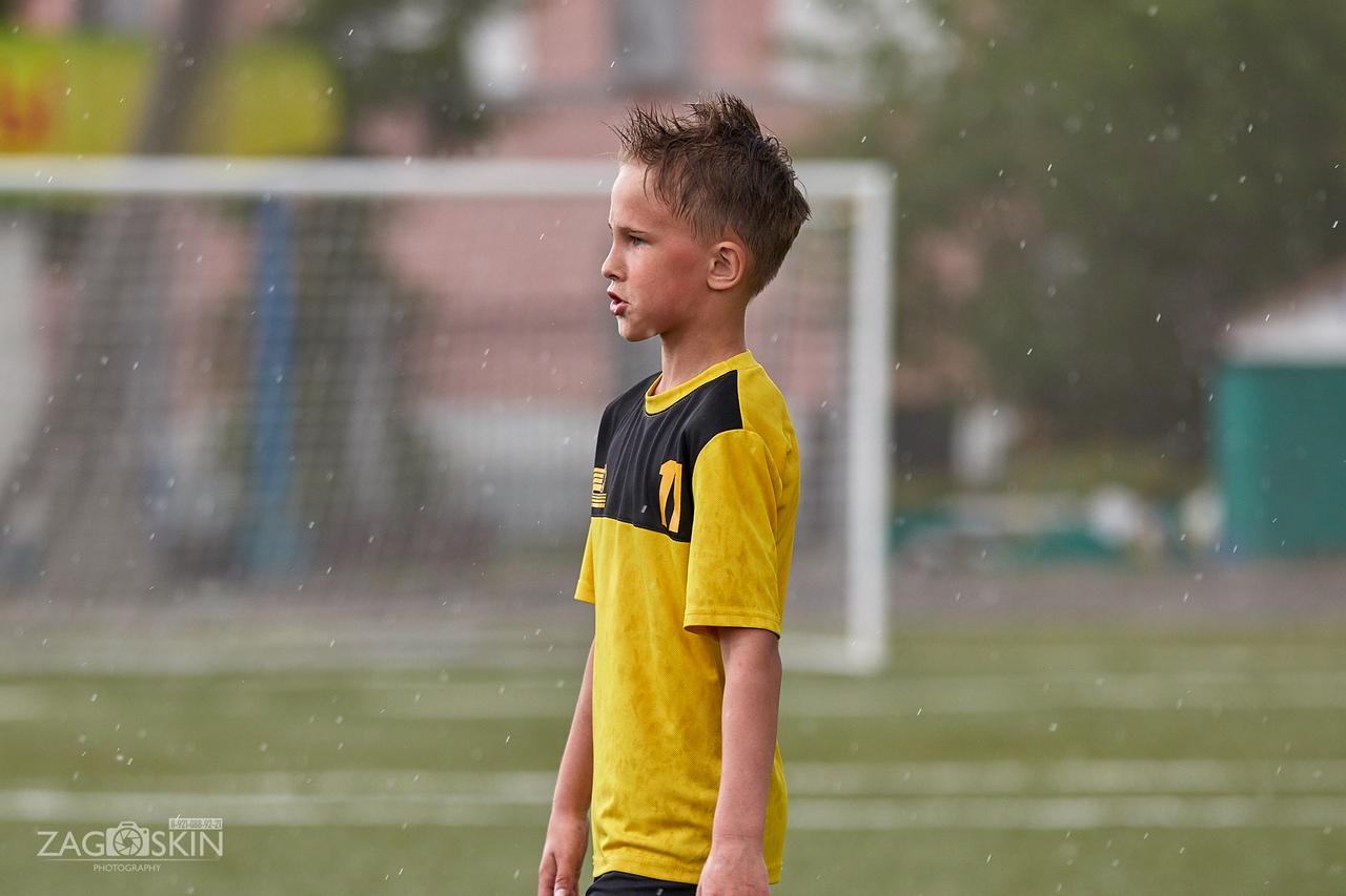 ------О юных футболистах замолвите слово..!