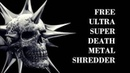 Royalty Free Instrumental Death Metal Track