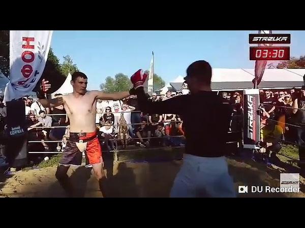 Strelka Highlights BBF самый яркий бой-закатили шоу на турнире!
