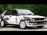 Lancia Delta S4 and Integrale великая и ужасная Group B