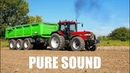 CASE IH 1455 The noise of Neuss - Pure Sound | Carting Potatoes | Farm Frites / Wouter vd Berg
