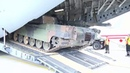 Летающий танк, С-17 Глоубмастер перевозит М1А2 Абрас C 17 GlobemasterM1A2 Abrams