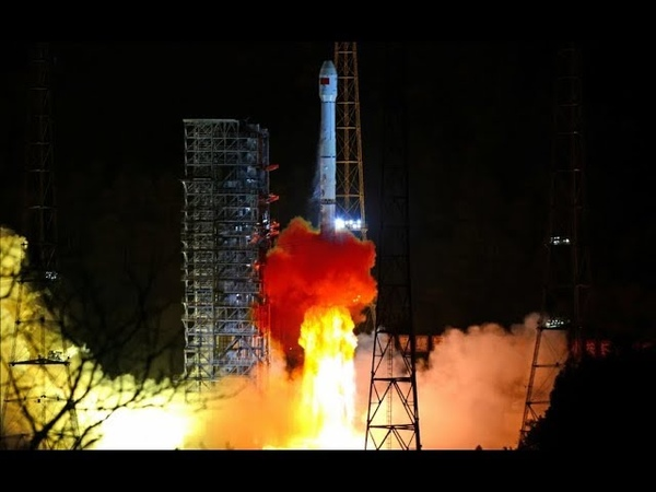 China lands first-ever probe on 'dark' side of the moon
