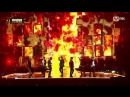 2016 MAMA. BTS - FIRE, Boy meets evil
