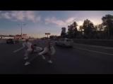 Горячие танцы жены муниципального депутата подмосковного Щёлкова Оксаны Яковлевой.