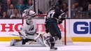 Devan Dubnyk absolutely robs McDavid with spectacular glove save