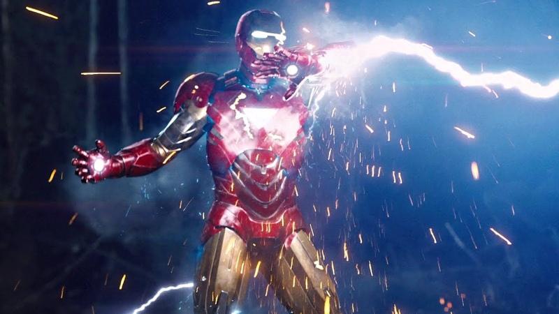 Это не твое дело, человек из металла. Железный человек против Тора. Мстители 2012