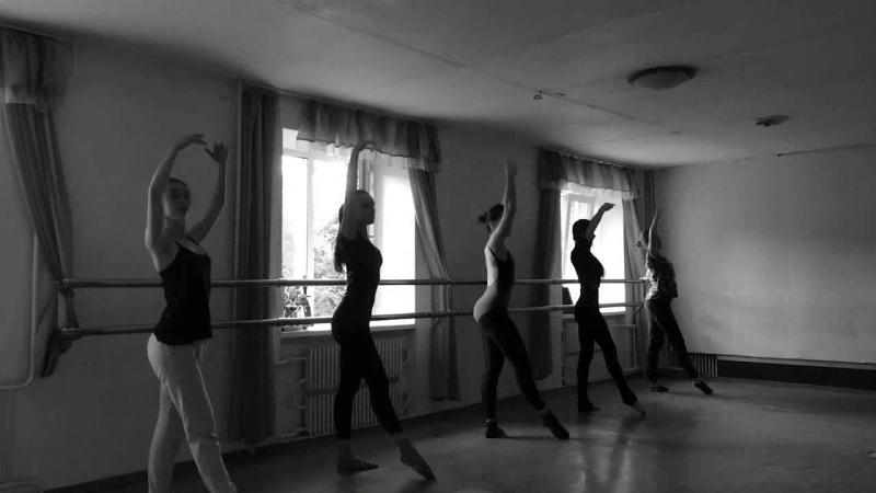Театр танца Зеркало им. Л.Латышевой   Репитиции