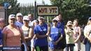 Коммунальщики приняли участие в спартакиаде