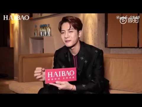 [Видео] 190115 Интервью джексона для Haibao (англ. суб) @ Показ Мод Fendi в Милане