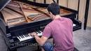 Shall We Dance? - Rare Everett Concert Grand Piano 284 - Restored