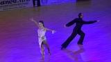 Slavik Kryklyvyy &amp Karina Smirnoff Showcase 2 Kyiv Open 2015 Славик Крикливый и Карина Смирнова