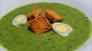 Крем-суп со шпинатом. Худеем Вкусно! Диетические рецепты