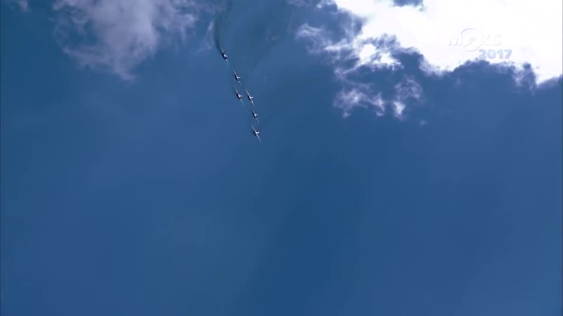 МАКС 2017 Летная программа Избранное