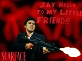 Scarface - Say Hello to My Little Friend Scene