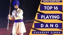 TOP 16 PLAYING DANG IN GATKA TALENT HUNT 2016 Sukhdeep singh